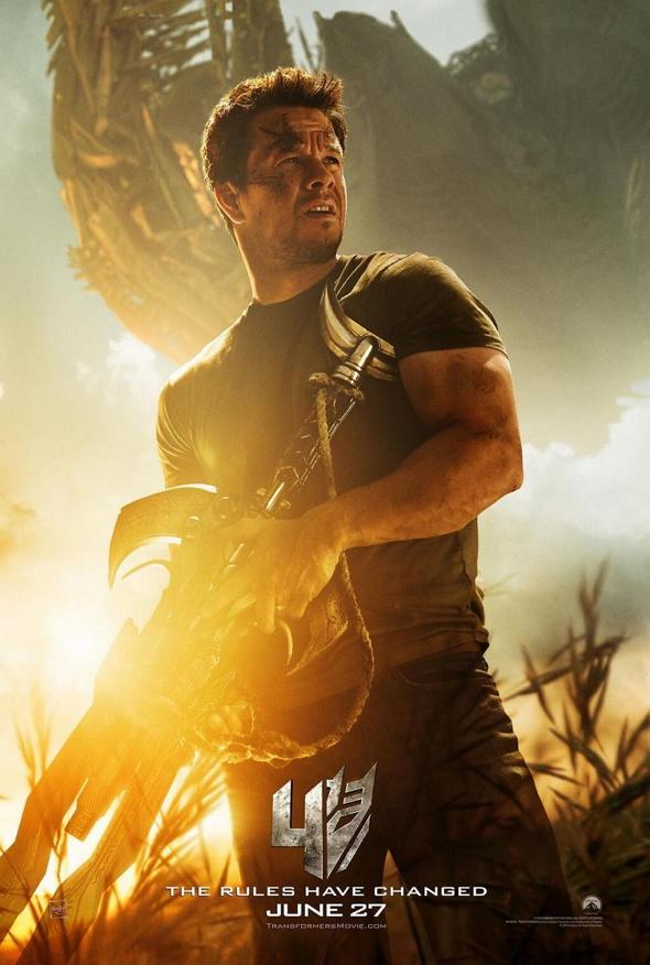 'Transformers: la era de la extinción (Age of Extinction)'