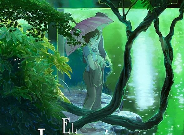 39 el jard n de las palabras 39 de makoto shinkai noche de cine for El jardin de las palabras filmaffinity