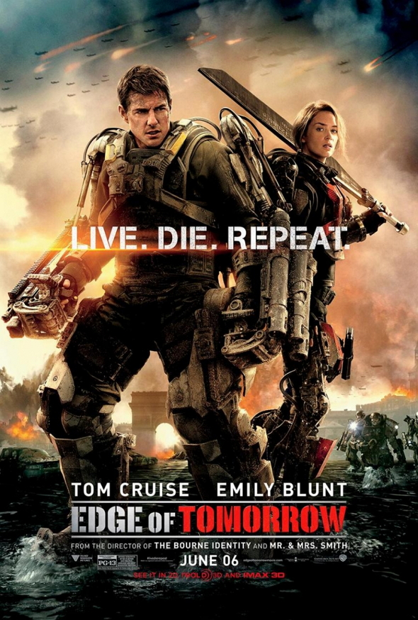 'Al filo de la mañana (Edge of tomorrow)'