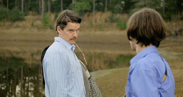 Ethan Hawke en 'Boyhood'