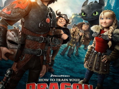 Cómo entrenar a tu dragón 2( How to train your dragon 2)