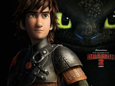 'Cómo entrenar a tu dragón 2' carrusel