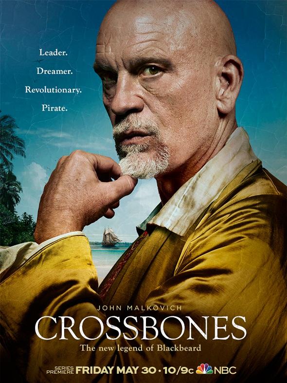 Póster de 'Crossbones'