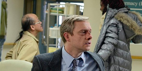 Martin Freeman en 'Fargo'