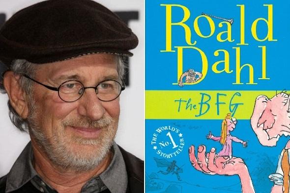 Spielberg adaptará 'El gran gigante bonachón' de Roald Dahl