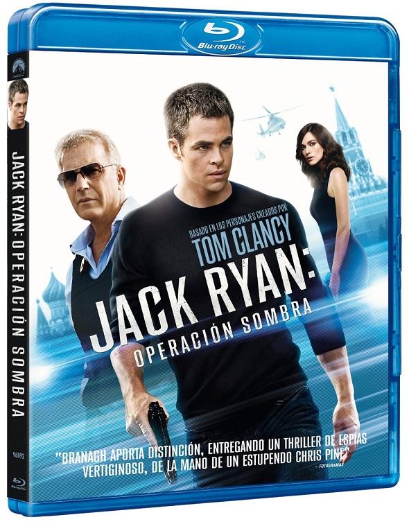 Jack Ryan: Operación Sombra. Edición BD