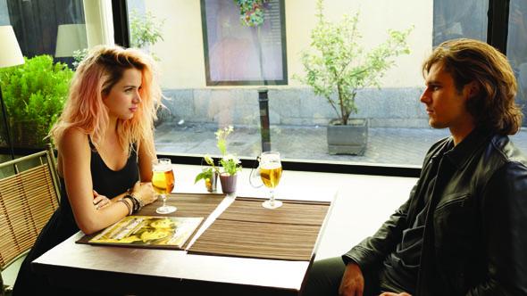 Ana de Armas y Martiño Rivas