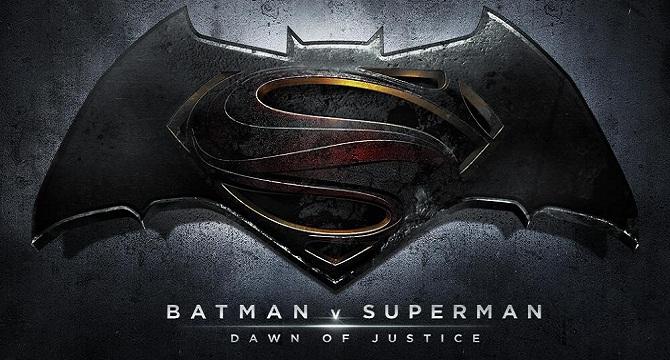 'Batman v Superman: Dawn of Justice' carrusel