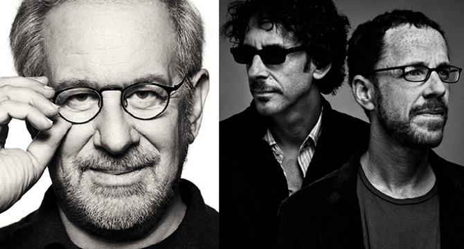 Coen/Spielberg carrusel