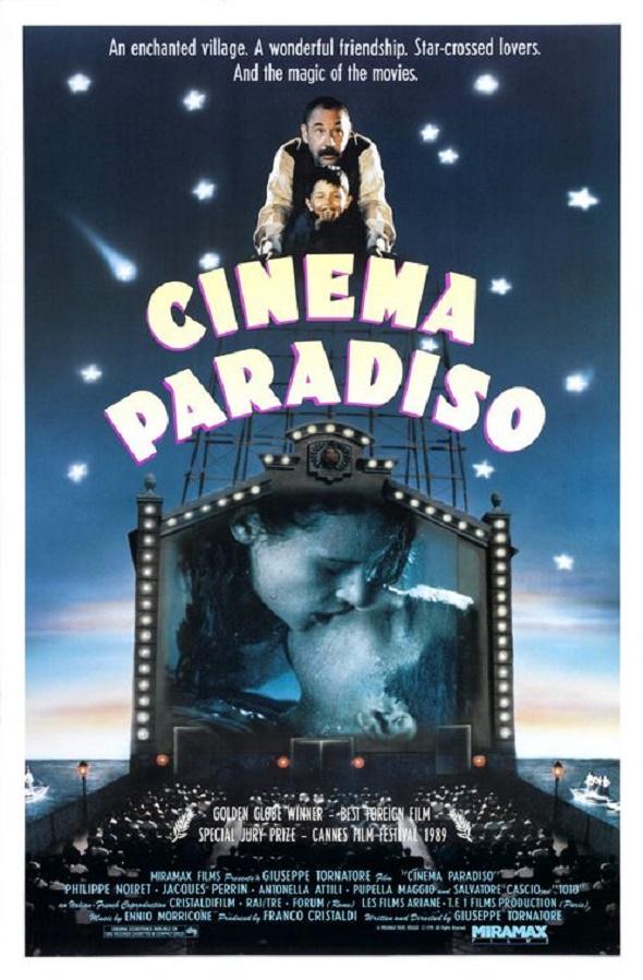 Cinema Paradiso. Póster
