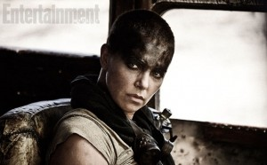 Charlize Theron en 'Mad Max: Fury road'