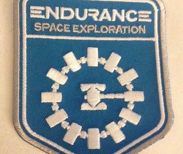 Parche de misión de 'Interstellar'