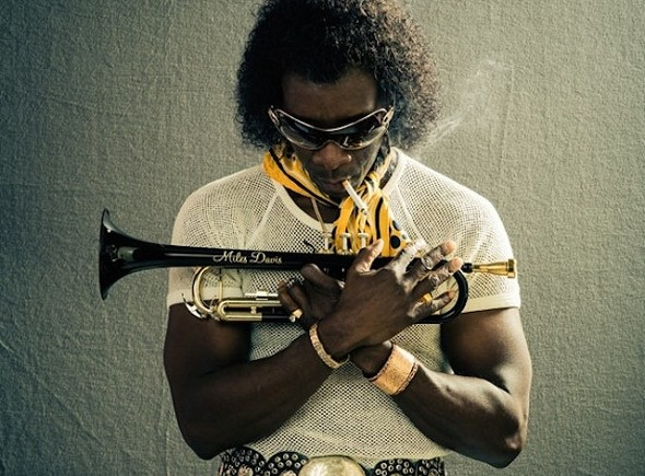 Don Cheadle en 'Miles ahead'
