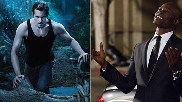Djimon Hounsou se unirá a Alexander Skarsgard en 'Tarzán'
