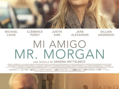 Mi amigo Mr Morgan. Póster