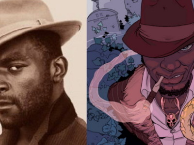 Michael James Shaw será Papa Midnite