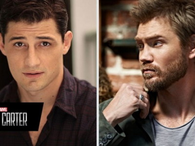 Chad Michael Murray y Enver Gjokaj