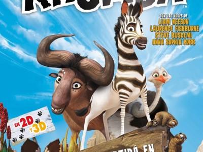 Nuevo póster de Khumba