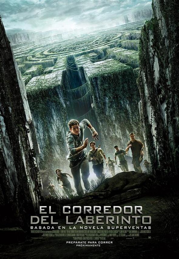 El corredor del laberinto (The maze runner)