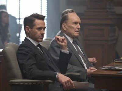 Downey Jr y Duvall en 'El juez'