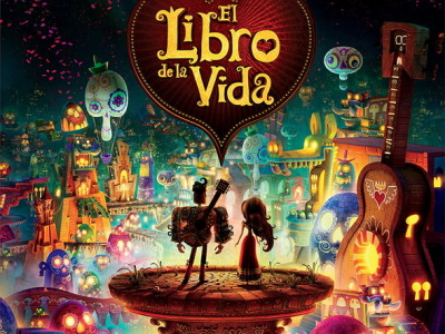 El libro de la vida (The book of life)