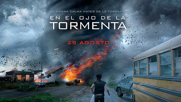 El ojo de la tormenta (Into the storm)