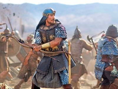 Christian Bale en 'Exodus'