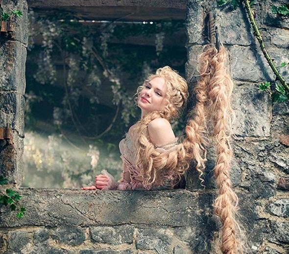 Rapunzel es una de las historias que veremos en el film