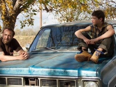 Nicolas Cage y Tye Sheridan en 'Joe'