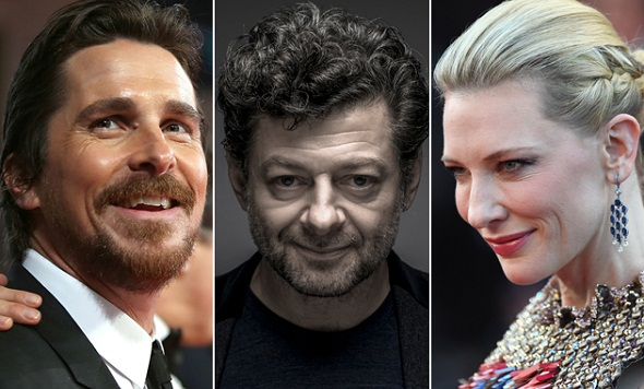 Andy Serkis dirigirá en 'The jungle book: Origins' a Christian Bale y Cate Blanchett