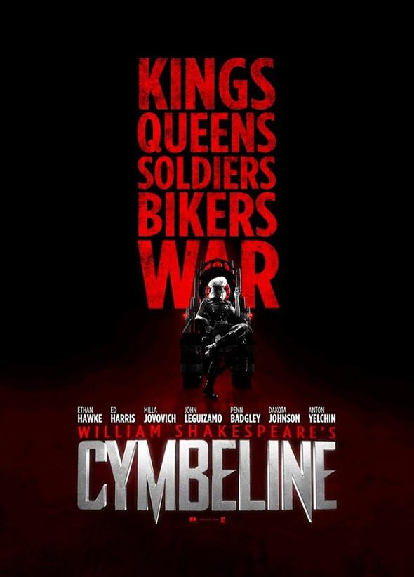 Póster de 'Cymbeline'