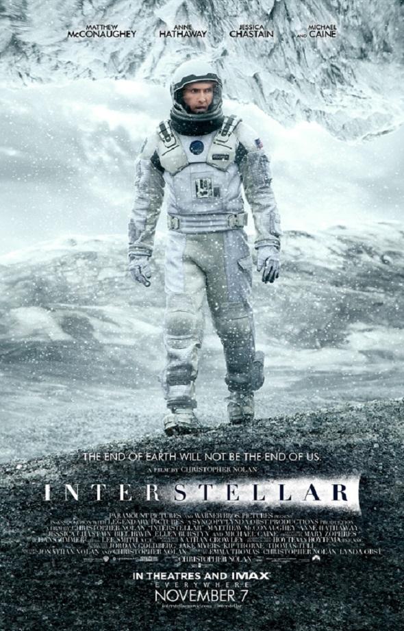 Nuevo póster de 'Interstellar'