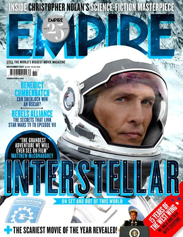 Nueva portada de Empire