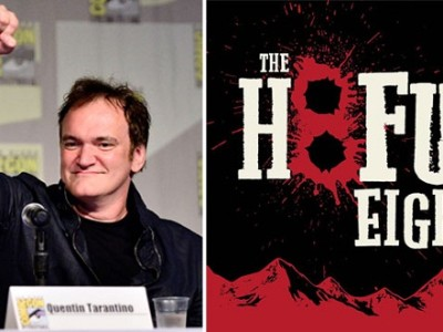 Tarantino dirigirá en enero 'The hateful eight'