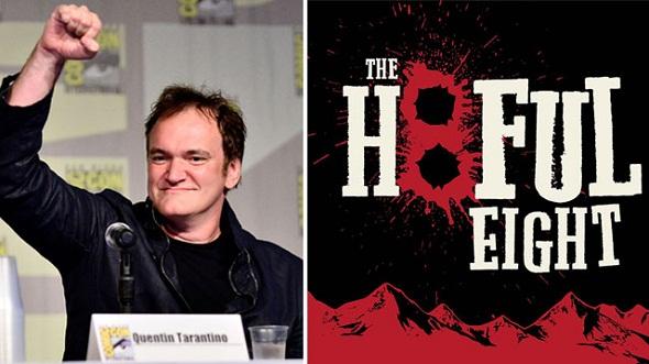 Tarantino dirigirá en enero 'The hateful eight'