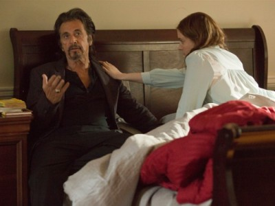 Al Pacino en plena crisis en 'The humbling'