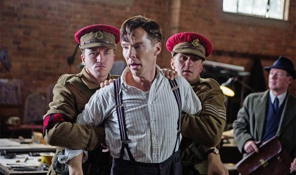 La película promete un recital de Cumberbatch
