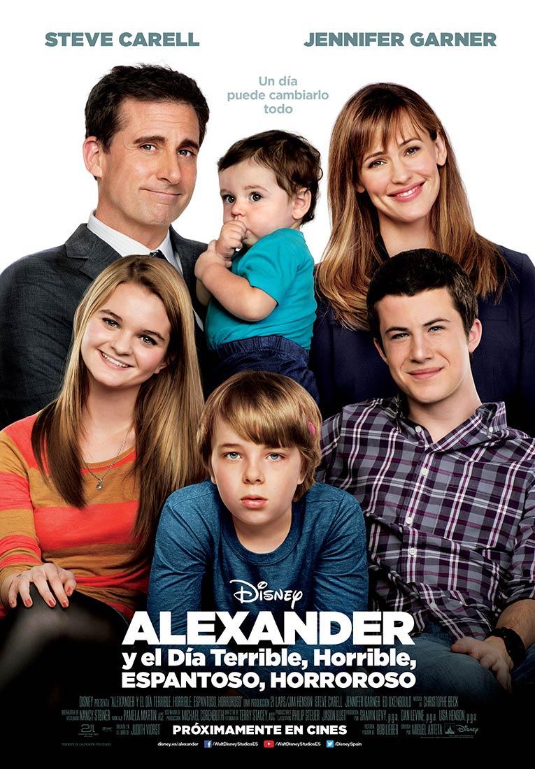 Alexander y el día terrible, horrible, espantoso, horroroso.
