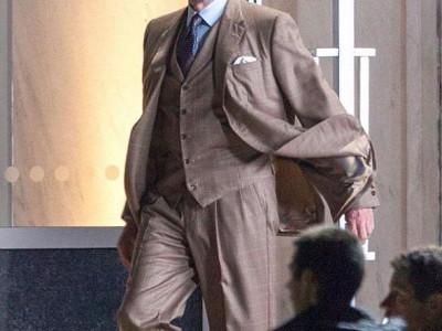Michael Douglas es Hank Pym