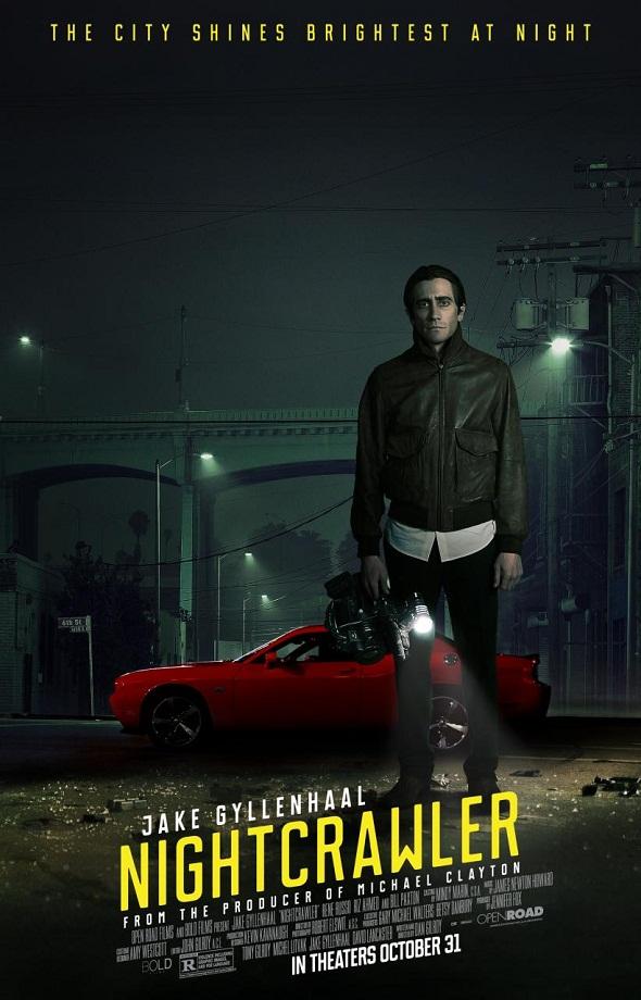 Nuevo póster de 'Nightcrawler'