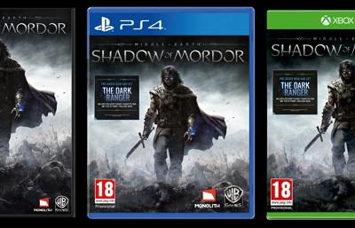 'Tierra Media: Sombras de Mordor (Middle-earth: Shadows Of Mordor)'