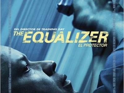 Póster en español de 'El protector (The Equalizer)'