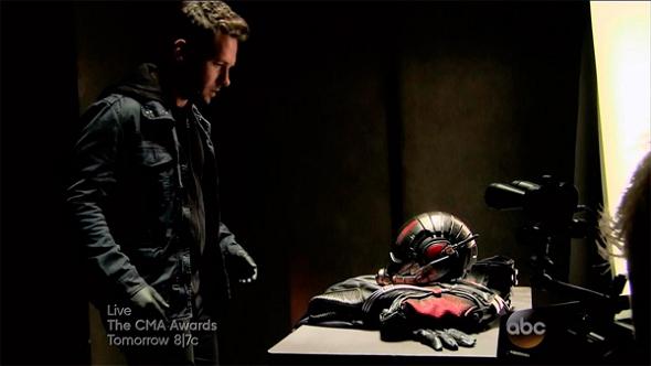 Nuevas imágenes de Ant Man, con Paul Rudd
