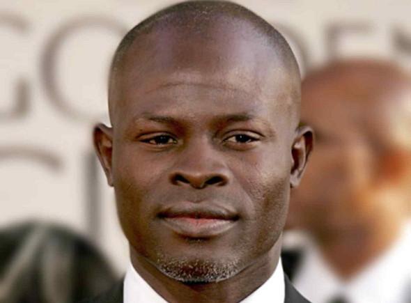 Una imagen del actor Djimon Hounsou