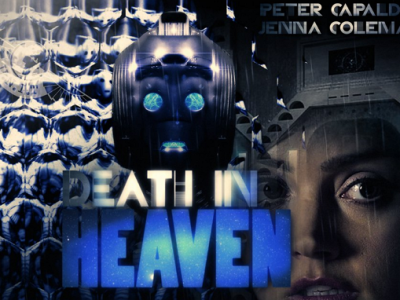 Póster de Doctor Who Death in Heaven