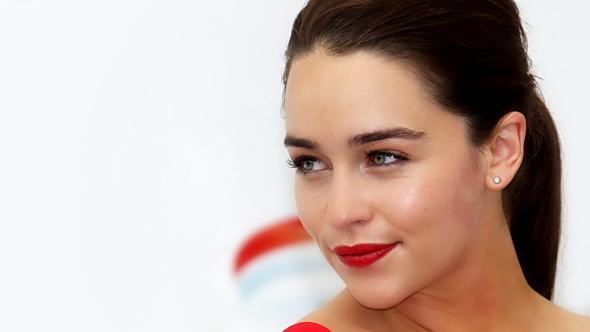 Foto de la actriz Emilia Clarke
