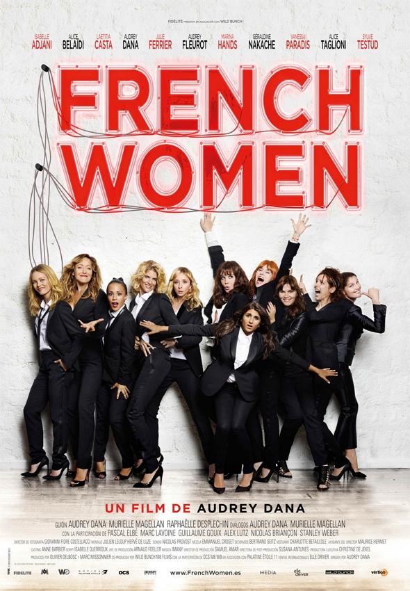 Póster de la película 'French Women', de Audrey Dana