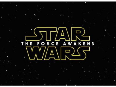 Logo de Star Wars: The Force Awakens