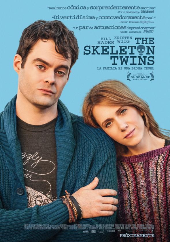 Póster de The Skeleton Twins