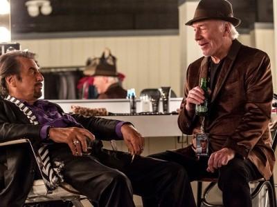 Al Pacino y Christopher Plummer en una escena del film
